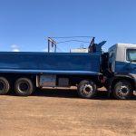 8x4 16M3 Steel Tipper Truck